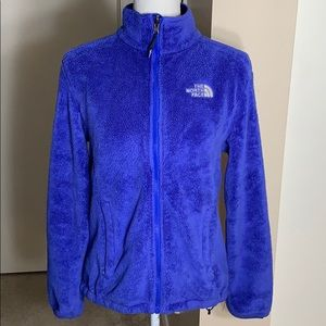 The North Face fluffy jacket